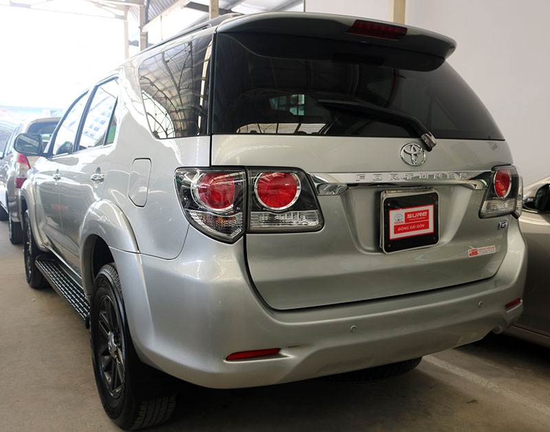 FORTUNER G  (51F-997.XX) - 830.000.000 VND